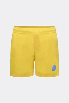 Moncler Enfant Boys Logo Swim Shorts