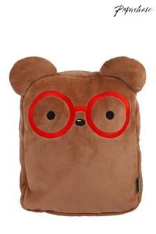 Paperchase Ed Plush Mini Backpack