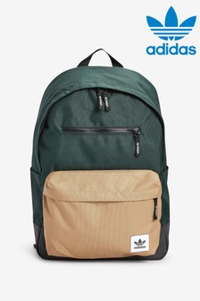 adidas Originals Green Premium Classic Backpack