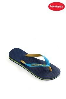 Havaianas® Mens Brasil Mix Flip Flops