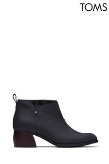 TOMS Black Booties