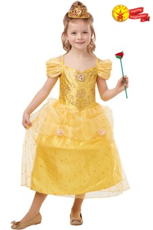 Rubies Glitter Sparkle Belle Fancy Dress Costume