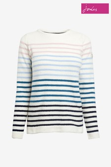 Joules Cream Seaham Chenille Jumper