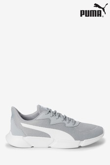 Puma Grey Interflex Trainers