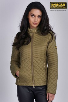 Barbour® International Quilted Formation Jacket