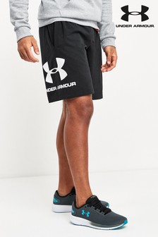Under Armour Sports Style Cotton Logo Shorts