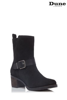 Dune London Pumpkins Buckle Detail Ankle Boots