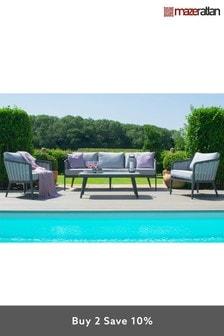 Portofino 3 Seater Sofa By Maze Rattan