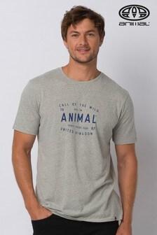 Animal Grey Call Graphic T-Shirt