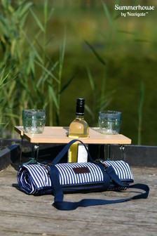Navigate Three Rivers Picnic Blanket