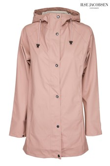 Ilse Jacobsen Adobe Rose Raincoat