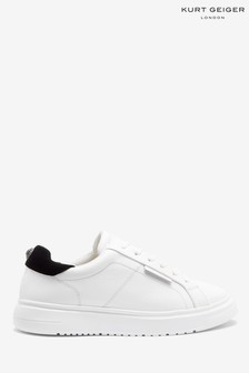 Kurt Geiger London Noah White Sneakers
