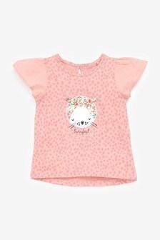 Cat T-Shirt (3mths-7yrs)