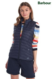 Barbour® Coastal Navy Quilted Gilet