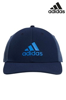 adidas Golf Navy Badge Of Sport Stretch Cap