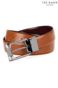 Ted Baker Tan Leather Belt