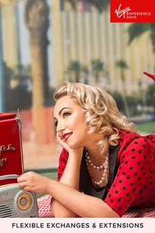 1950s Vintage Makeover and Photoshoot with voucher Gift Experience by Virgin Experience Days