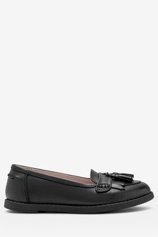 Leather Tassel Loafers (Older)