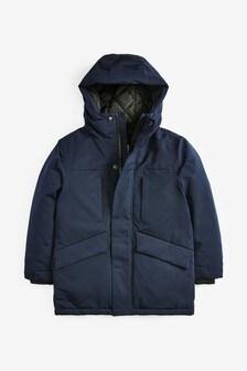 Waterproof Bluff Pocket Jacket (3-16yrs)