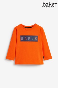 Baker by Ted Baker Long Sleeve T-Shirt