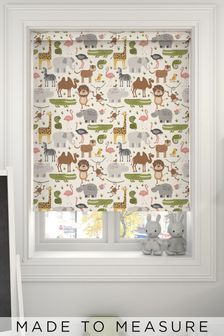 Animals Multi Made To Measure Roller Blind