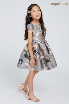 Angel's Face Grey Heron Dress