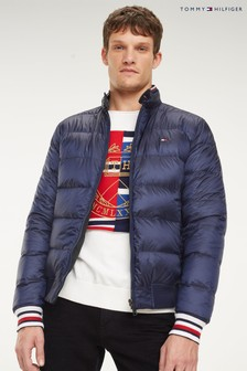 Tommy Hilfiger Reversible Down Harrington Jacket