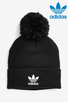 adidas Originals Black Pom Hat
