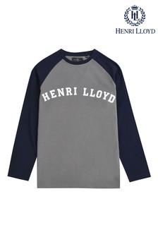 Henri Lloyd Long Sleeve Raglan T-Shirt