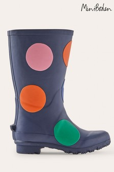 Boden Blue Wellies