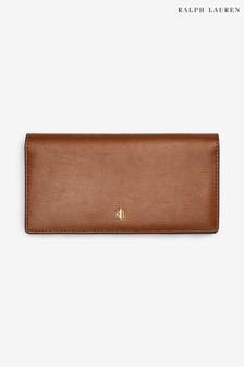 Ralph Lauren schmales Portemonnaie aus Leder
