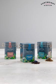 Loose Leaf Tea Trio by Cartwright & Butler