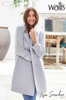 Wallis Grey Coat