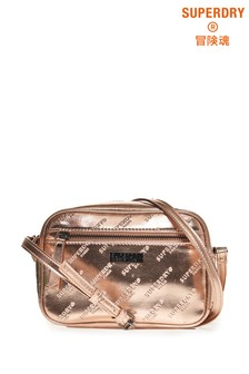 Superdry Delwen All Over Print Cross Body Bag