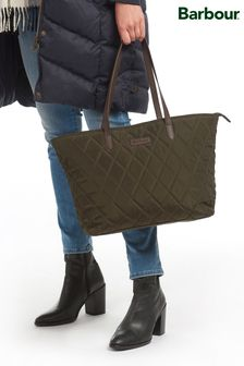 Barbour® Witford Quilted Tote Bag And Purse