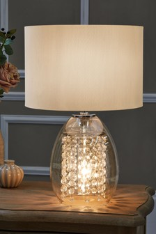 Buy homeware lighting table lights mink tablelights from the next uk small bella table lamp mozeypictures Gallery