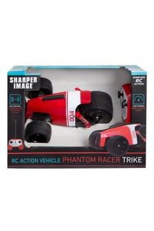 Sharper Image RC Phantom Racer Trike Red