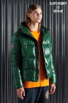Superdry High Shine Padded Jacket