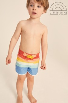 Little Bird Unisex Swim Shorts