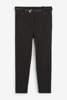 Senior Belted Skinny Trousers (9-16yrs)