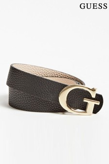 Guess Alby Adjustable Pant Belt