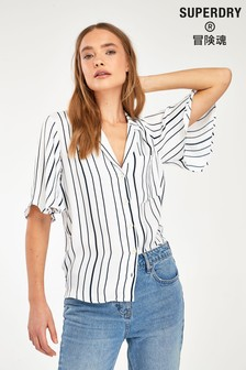 Superdry Stripe Edit Shirt