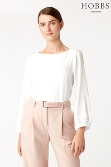Hobbs White Mabel Top