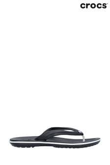 Crocs™ Black Crocband™ Flip Flops
