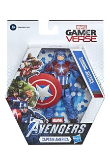 Marvel® Avengers Game 6 Inch Figure: Captain America