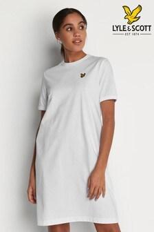 Lyle & Scott Womens T-Shirt Dress