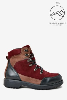 Performance Waterproof Signature Leather Hiker Boots
