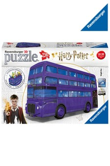 Ravensburger Harry Potter Knight Bus 216 Piece 3D Jigsaw Puzzle