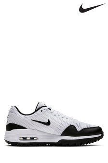 Nike Golf White Air Max 1 Trainers