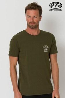 Animal Green Navigators Graphic T-Shirt
